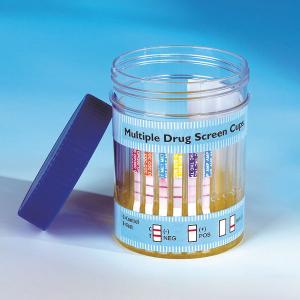 Drugstest Cleartest multi drug. Discreet ECO