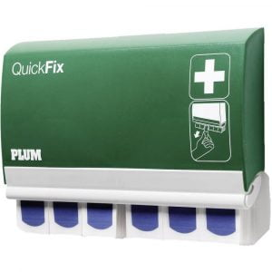 QuickFix detecteerbare pleisters in dispenser