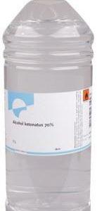 Alcohol ketonatus 70% flacon 110 ml