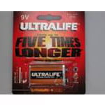 Defibtech Lithium batterij 9V t.b.v. de batterij--unit