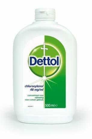 Dettol chloorxylenol 48mg/ml - flacon 1 liter
