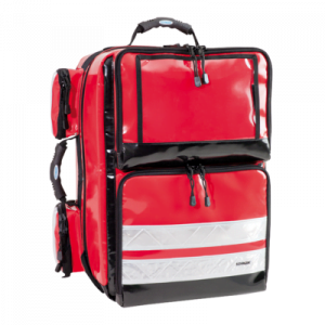 EHBO rugtas - Emergency Backpack PROFiL met complete inhoud