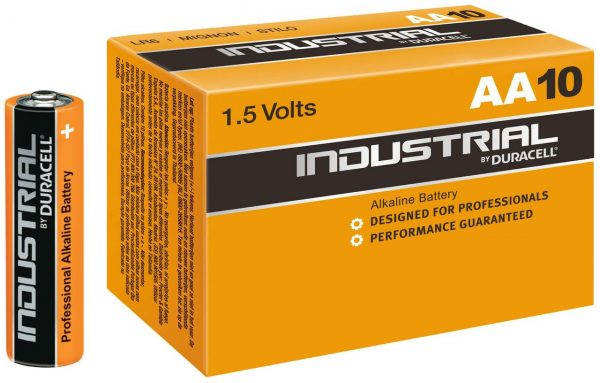 Duracell ProCell batterij type AA Doosje 10 stuks