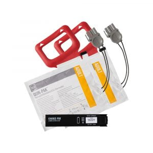 Vervangingsset - Charge pak Lifepak CR Plus Accu+2xElectrode