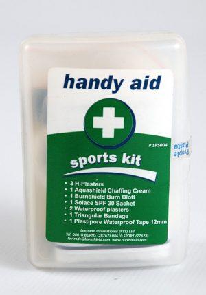 Handay Aid kit Eerste hulp bij sport.