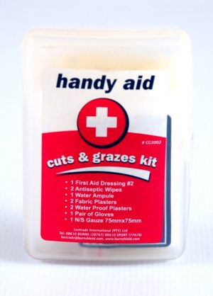 Handy Aid kit Snij & brandwonden