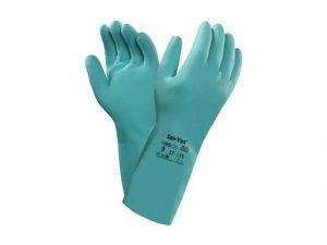Handschoen ALPHATEC SOLVEX 37-675 - Maat 9 - Pak 12 paar