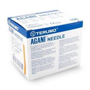 Injectienaalden Agani Terumo