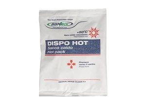 Instant Hotpack Nonwoven afm.14 x 18 cm Ds 25