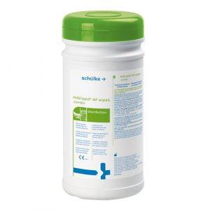 Mikrozid AF desinfectie doekjes 20 x 27cm in Jumbodispenser