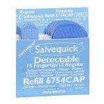 Salvequick 6754. navulling detecteerbare vingerpleister
