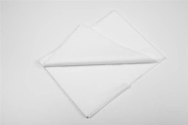 Laken disposable pp/nonwoven Afm. 230x130cm Wit Ds 150