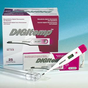 Thermometer digitale koorstthermometer Ds 25 stuks