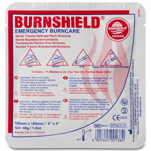 Burnshield Brandwond kompres