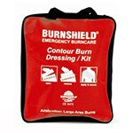 Burnshield kompres contour in tas