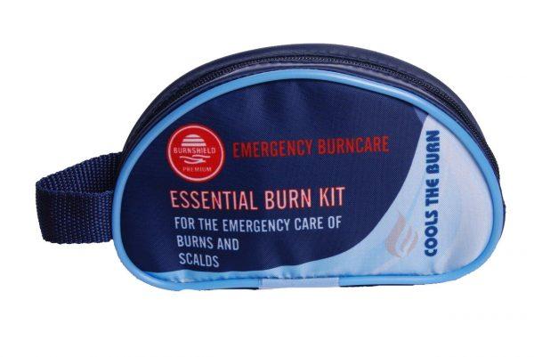 Burnshield brandwondenset. Essential small