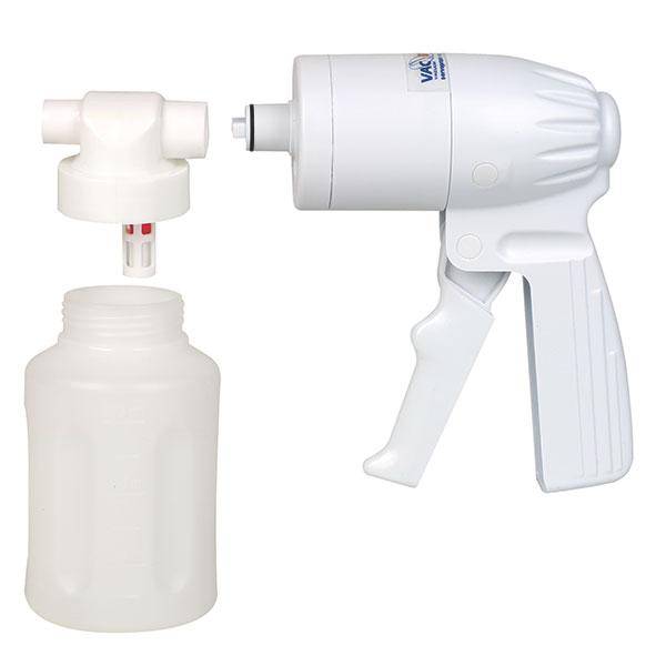 Handafzuigpomp VacQ-Breezer met softe catheter