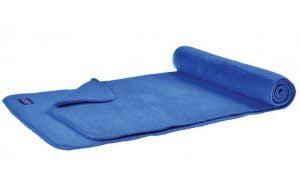 EHBO sjaal de Luxe korenblauw zonder opdruk