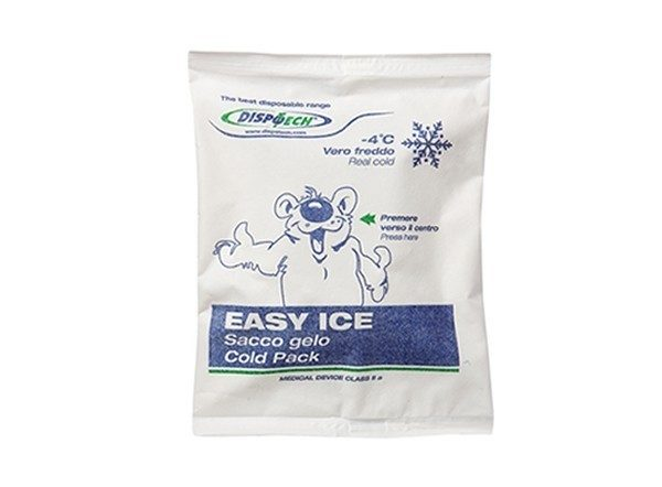 Instant Coldpack Easy Ice Nonwoven afmeting 14 x 18 cm