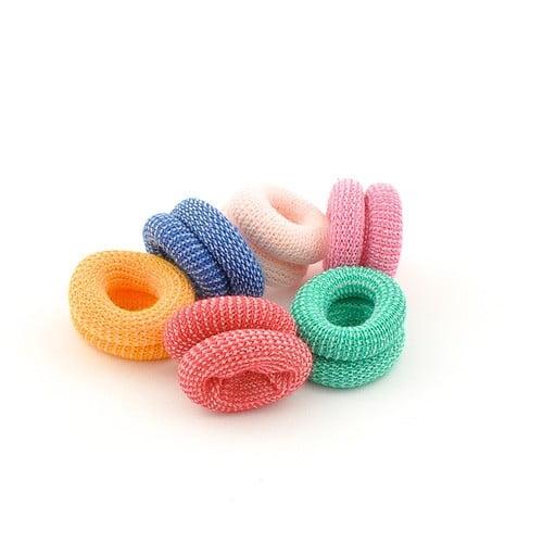 Vingerbob - Buisvormig vingerverband kleur gemengd  Ds 50 st
