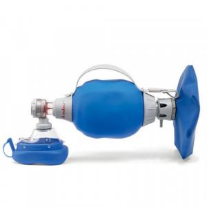 Ambu Mark IV beademingsballon met masker 5 en O2 reservoir