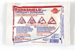 Brandwondkompres Digit Burnshield tbv vingers afm.25mmx500mm