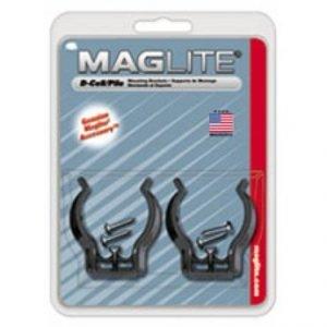 Autoklemmen Maglite D-cel ( set 2 )