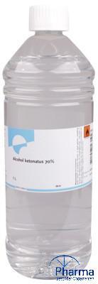 Alcohol ketonatus 70% flacon 1 liter