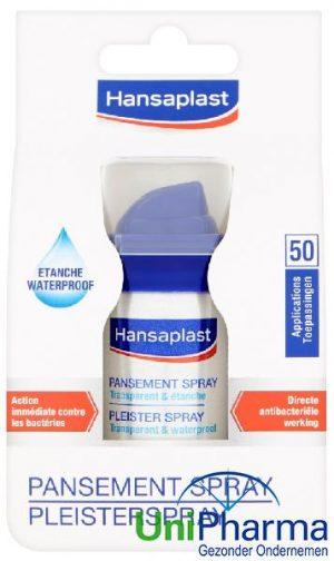 Pleisterspray Hansaplast 1861 spray 30 gram