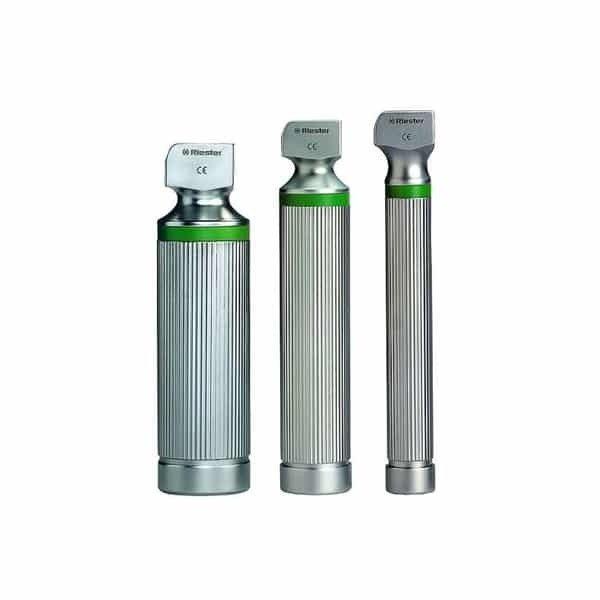 Laryngoscoophouder AA 19mm LED 2.5V Riester niet oplaadbaar