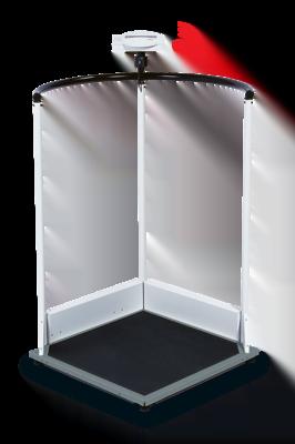 SECA digitale plateau weegschaal model 645