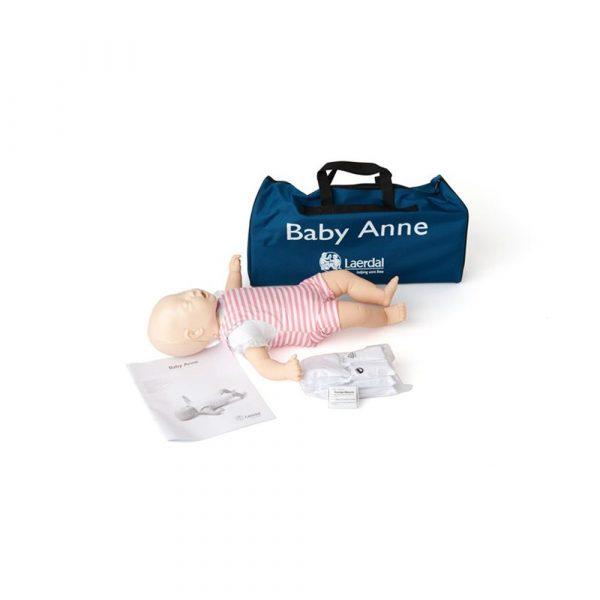 Baby Anne reanimatie oefenpop