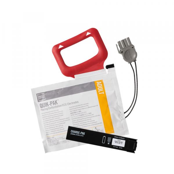 Vervangingsset - Charge pak Lifepak CR Plus