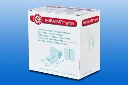 Buisverband (onderlaag) NOBAFAST indicatie Geel romp-hoofd