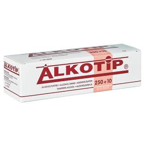 Alcoholdoekjes in ECO verpakkingen