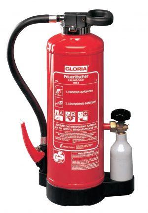 Poederblusser Gloria P12M 12 kg D ( metaalbranden)