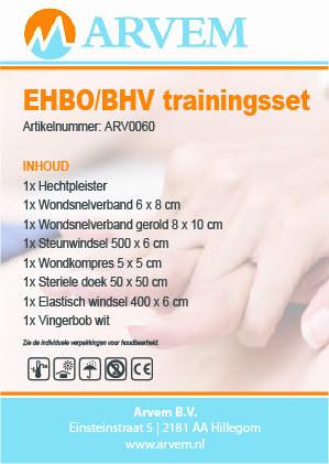 BHV / EHBO trainingset 8 delig