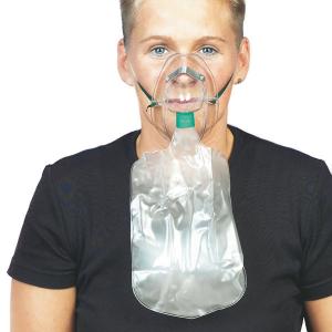 Hyperventilatiemasker, éénmalig gebruik