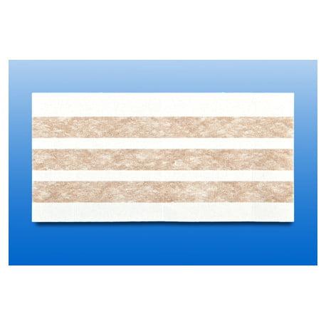 Zwaluwstaartjes / Hechtstrips -S- Rudanath strip (6x) 38x6mm