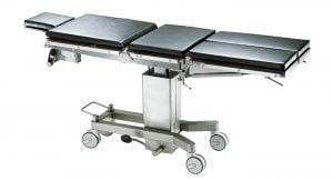 Operatietafel model JUS kleur zwart